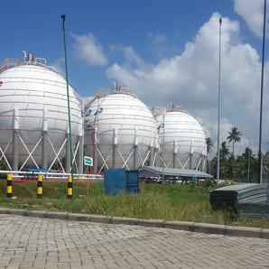Banyuwangi LPG terminal - B&R Enclosures