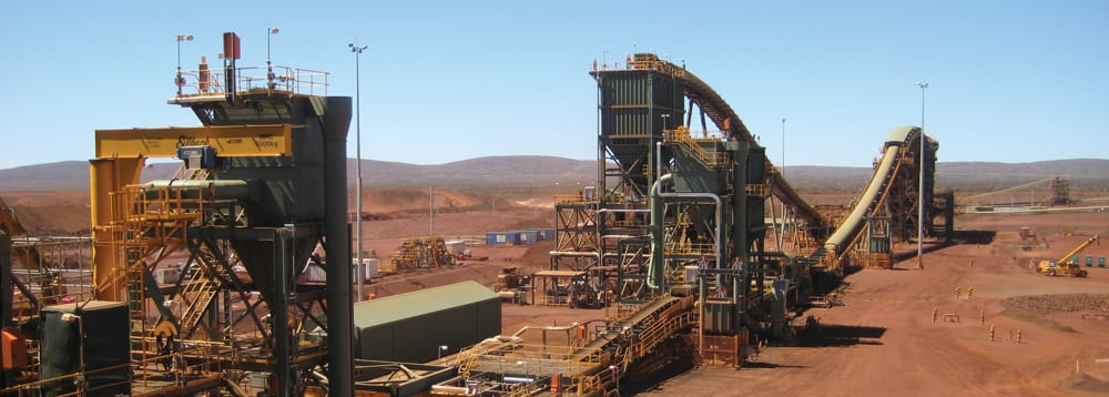 Brockman 4 - Iron Ore Place