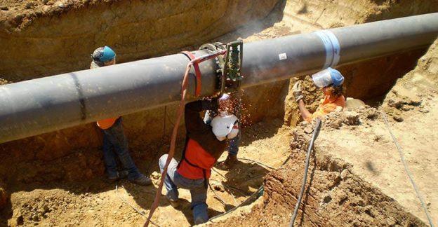 Brooklyn to Lara Gas Pipeline