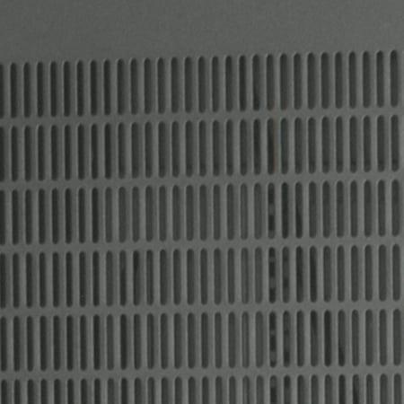 40% mesh on front door