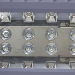Osram LED source providing high efficiency and lumen output.