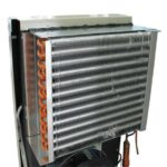 Wall Mounted Air Conditioner - Internal Cooling Coil
