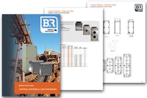 B&R Enclosures Industrial Catalogue