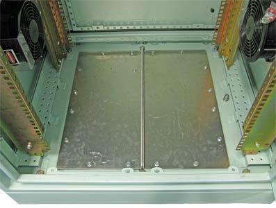 3mm aluminium gland plates