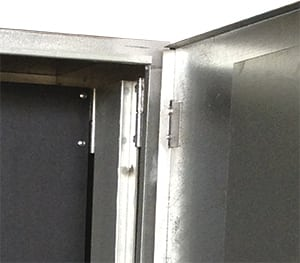 Removable doors