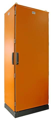 LQE Cabinet - Orange