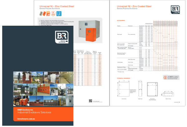 B&R Industrial Catalogue