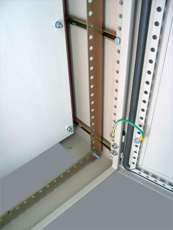 C rail mounting