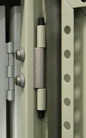 Reversible doors