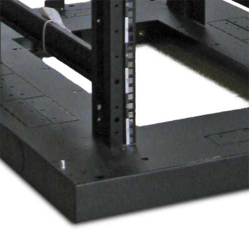 Inset corner posts