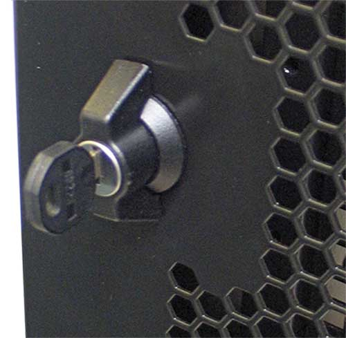 Lockable wing knob