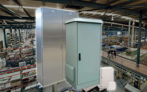 Select Industial Enclosures by Size