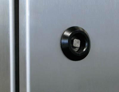 7mm square turnbuckle lock