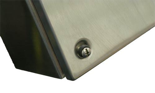 316SS captive combo head screws