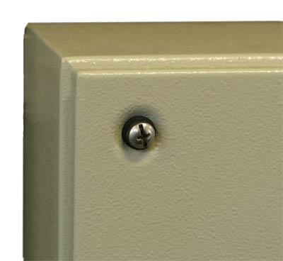 Stainless Steel screw on lid