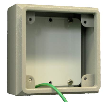Connector TE Internal Mounting Pan