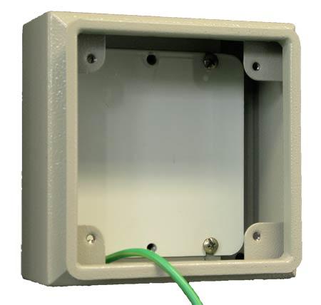 Connector TE Internal Mounting Pan
