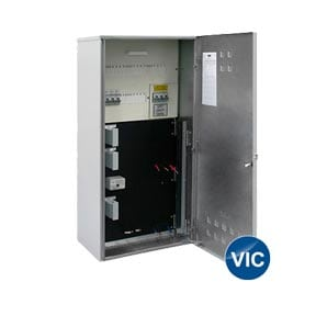 Pre-wired Group Metering for Victoria